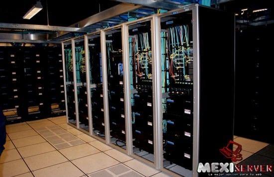 DataCenter MEXISERVER