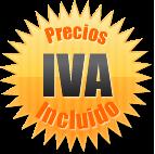 Precios con IVA Incluido, Sin sorpresas